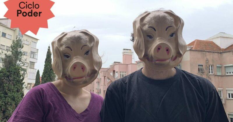 CANCELADA: Peça de teatro  'Quinta dos Animais'