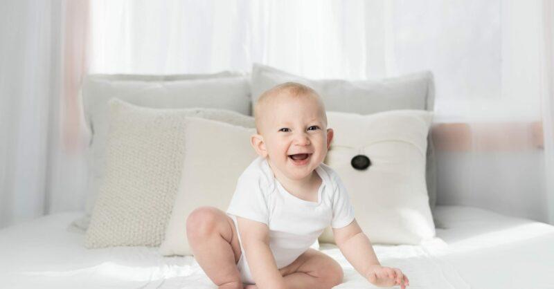 bebé 9 meses
