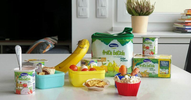 """Ideias para preparar lanches escolares equilibrados, saborosos… e """"excitantes""""!"""