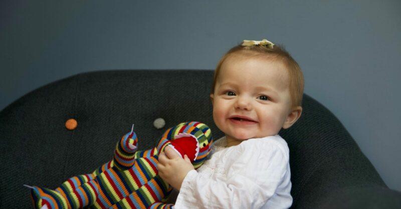 bebé 10 meses