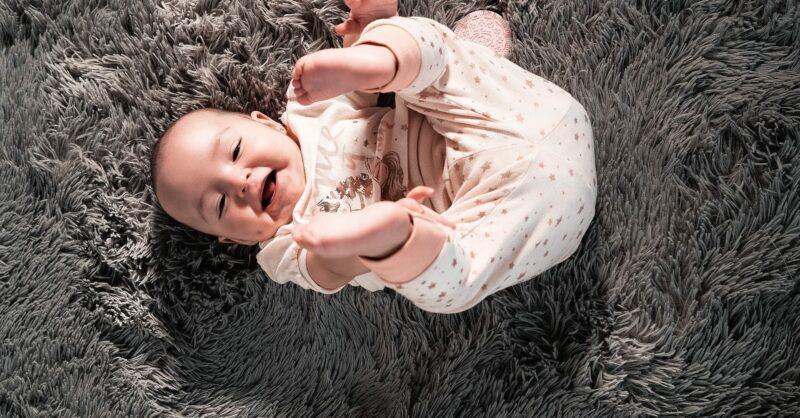 ginástica para bebés