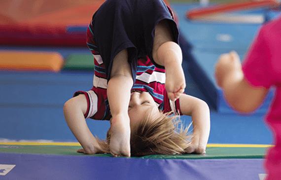 the little gym ginástica para bebés