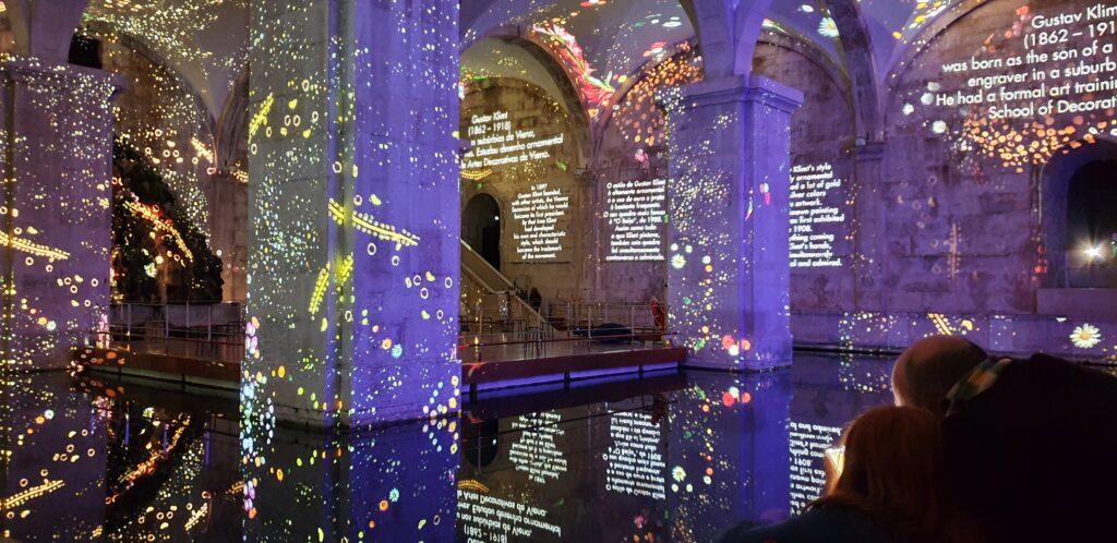 Impressive Monet & Brilliant Klimt - Inicio