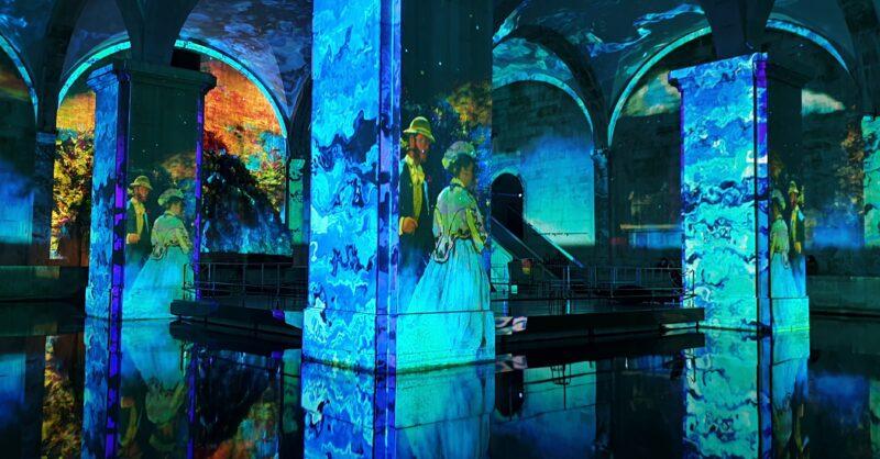 Exposição Monet e Klimt