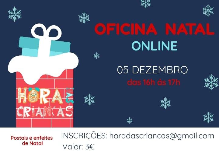 Oficina Natal online