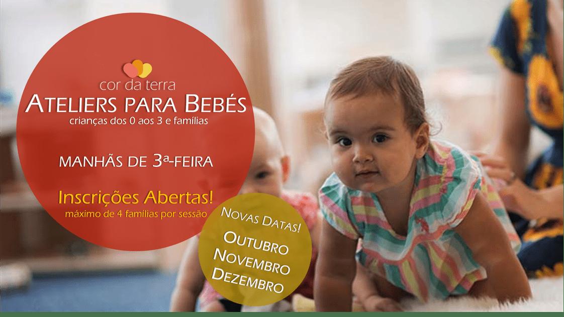 Ateliers para Bebés