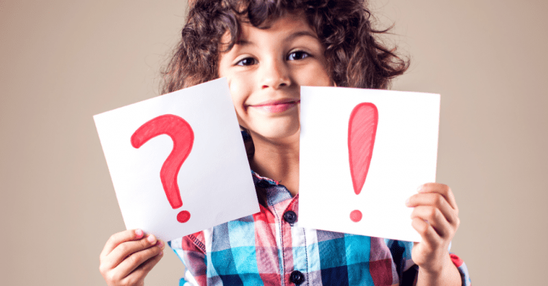 Filosofia para crianças: uma brincadeira muito séria!
