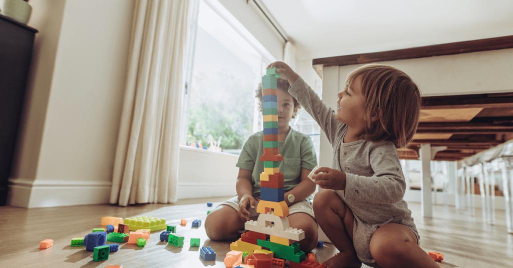 construções, jogos e puzzles