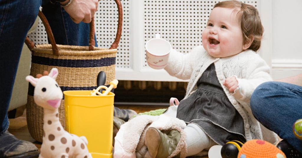 bebé e pré-escolar