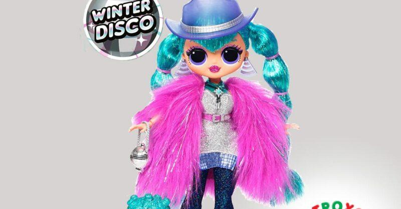 Passatempo: L.O.L Surprise O.M.G Winter Edition!