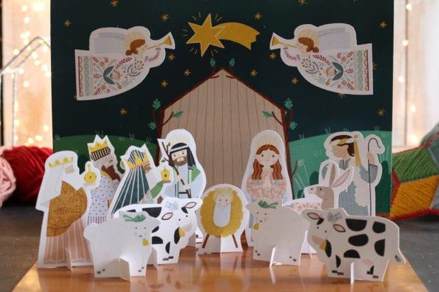 Kits de Natal do Mundo de Sofia