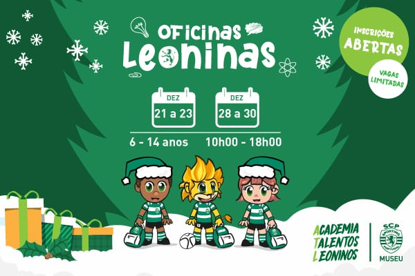 Oficinas Leoninas Natal 2020