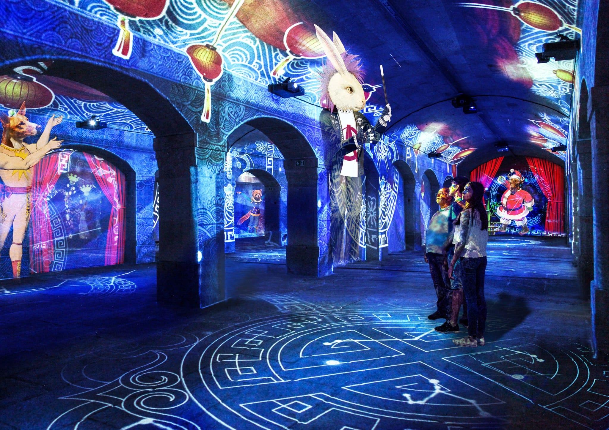 O fabuloso circo de natal_©OCUBO
