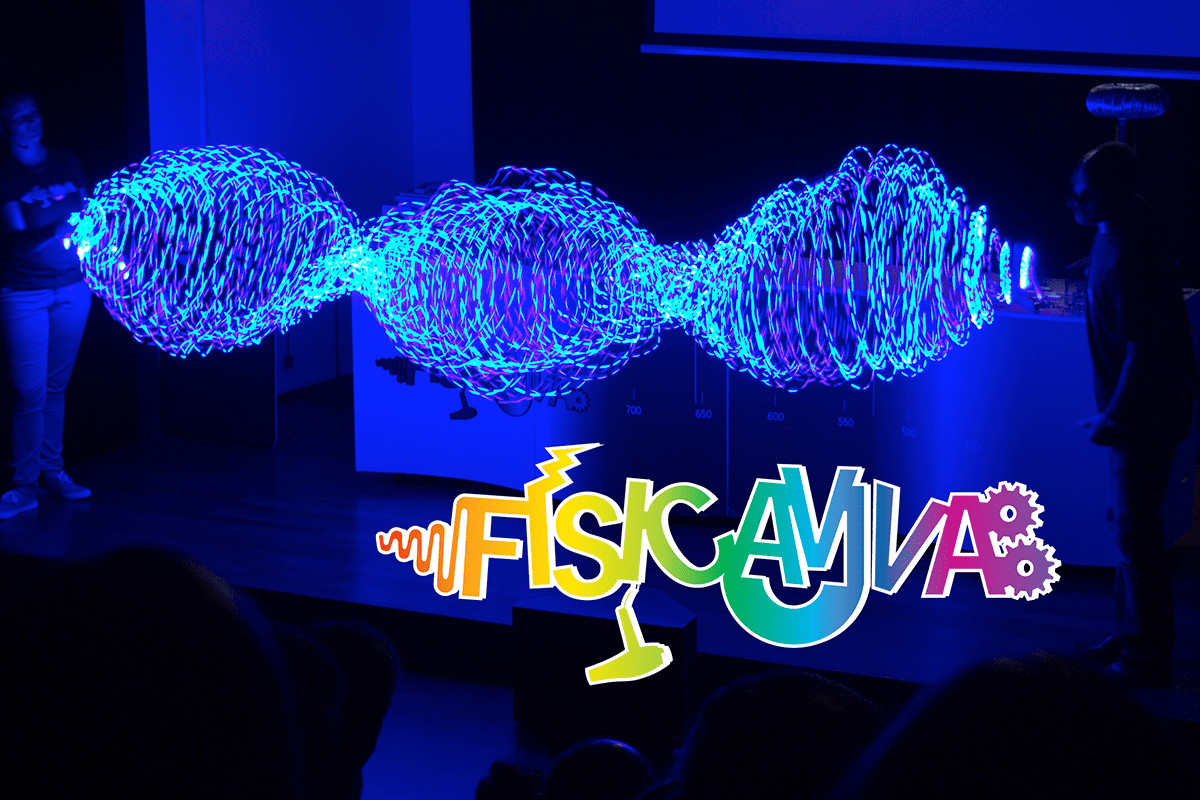 Show de Ciência – Física Viva