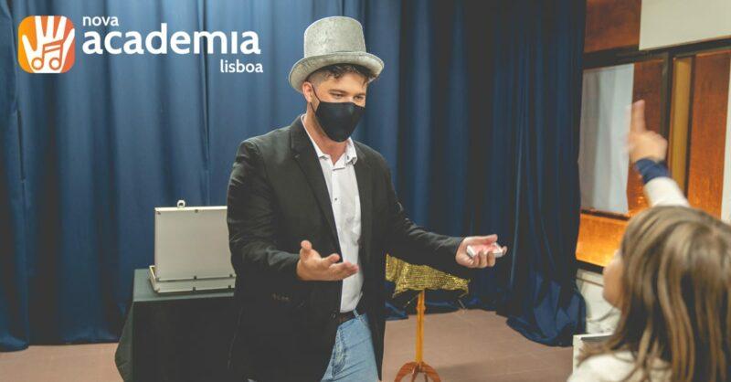 Aulas de magia Nova Academia Lisboa