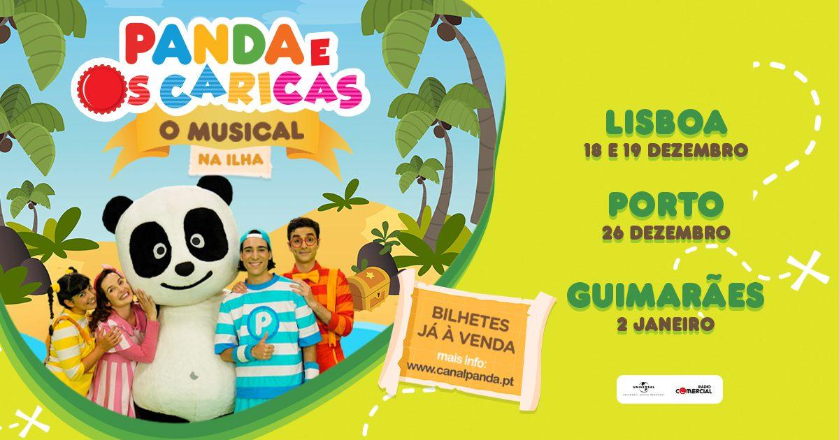 Panda e os Caricas O Musical