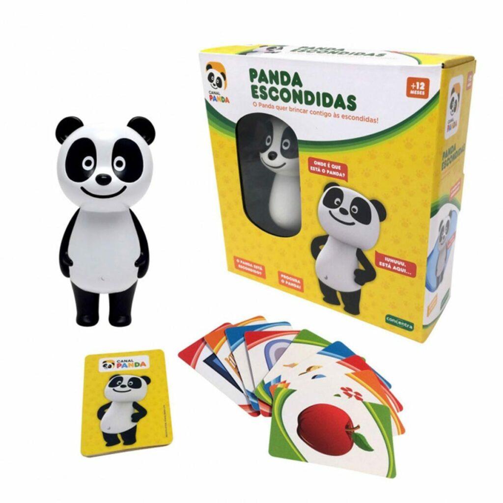 panda escondidas