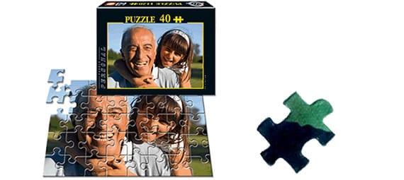 puzzle personalizado