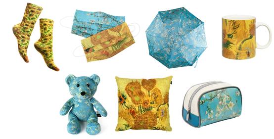 Van Gogh produtos oficiais