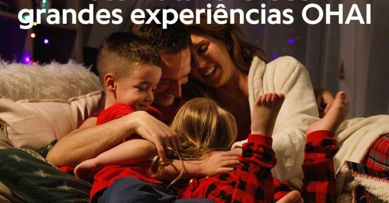 Packs Oferta OHAI Nazaré: ofereçam uma experiência única!
