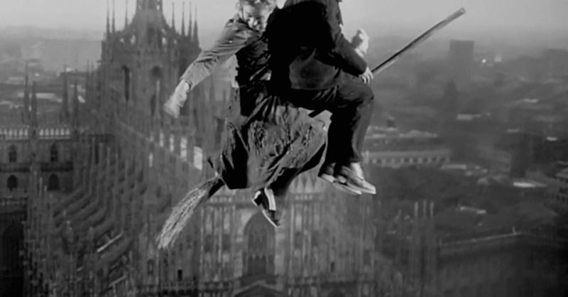 Sessão de Cinema: O Milagre de Milão
