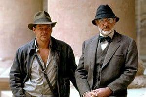 Sessão de Cinema: Indiana Jones e a Grande Cruzada