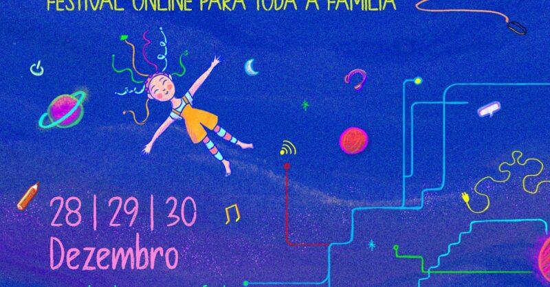 FESTIVALAR: O Festival Digital para Famílias