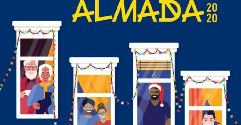 Almada convida todos a celebrar o Natal