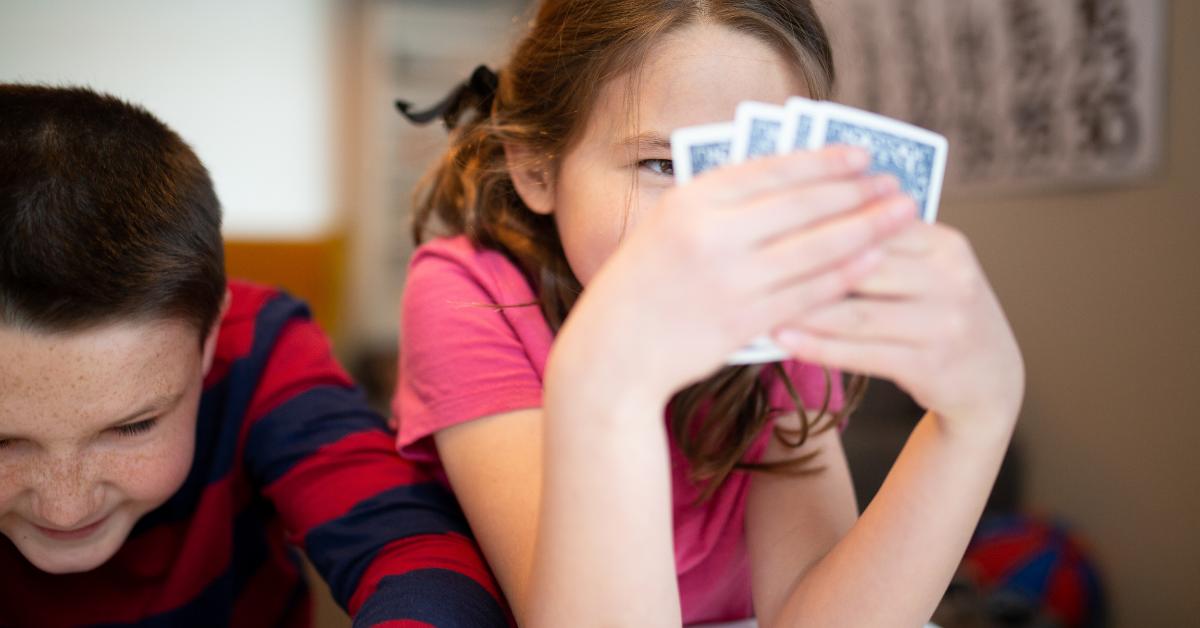jogos de cartas crianças