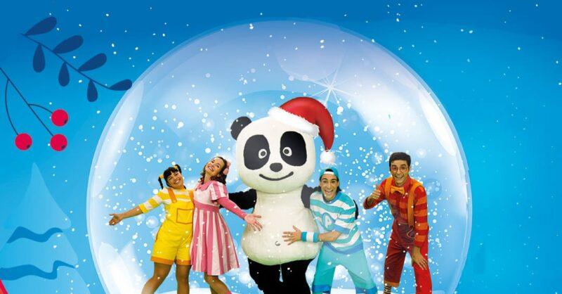 Passatempo Panda e os Caricas – A Bola de Natal