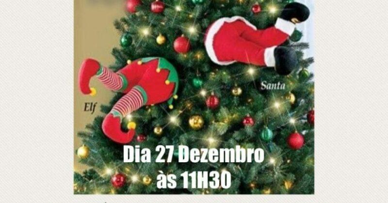 O Grande Tear dos Sonhos de Natal