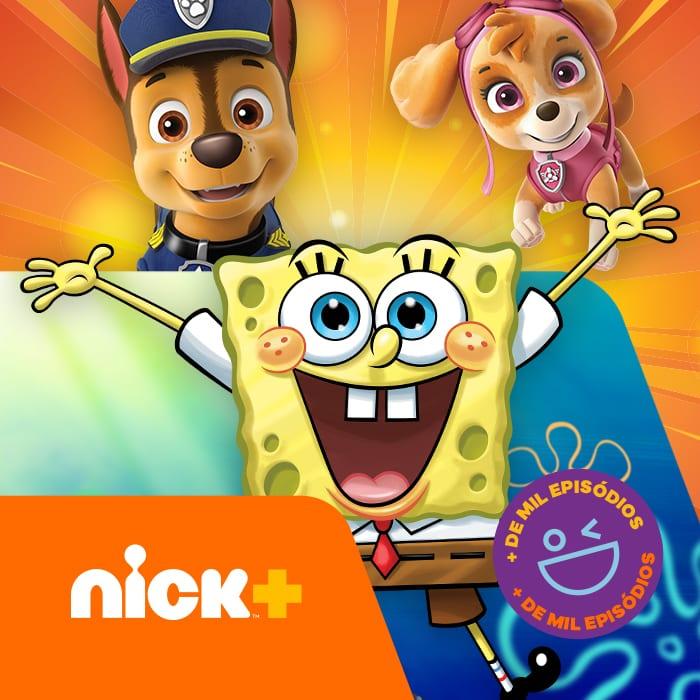 mil episódios nick+