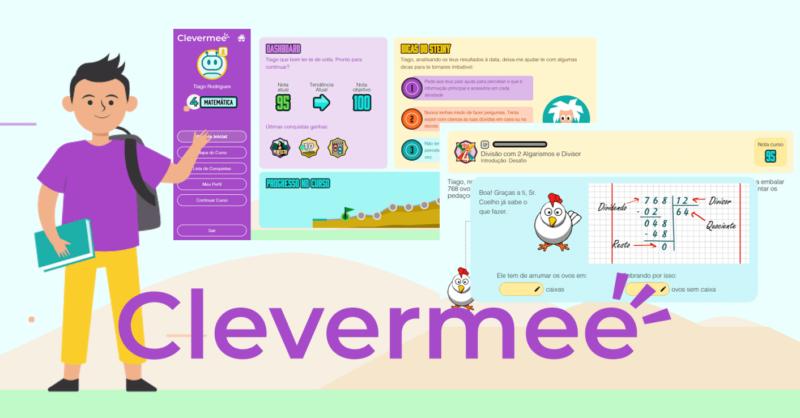 Clevermee: Matemática com apoio personalizado