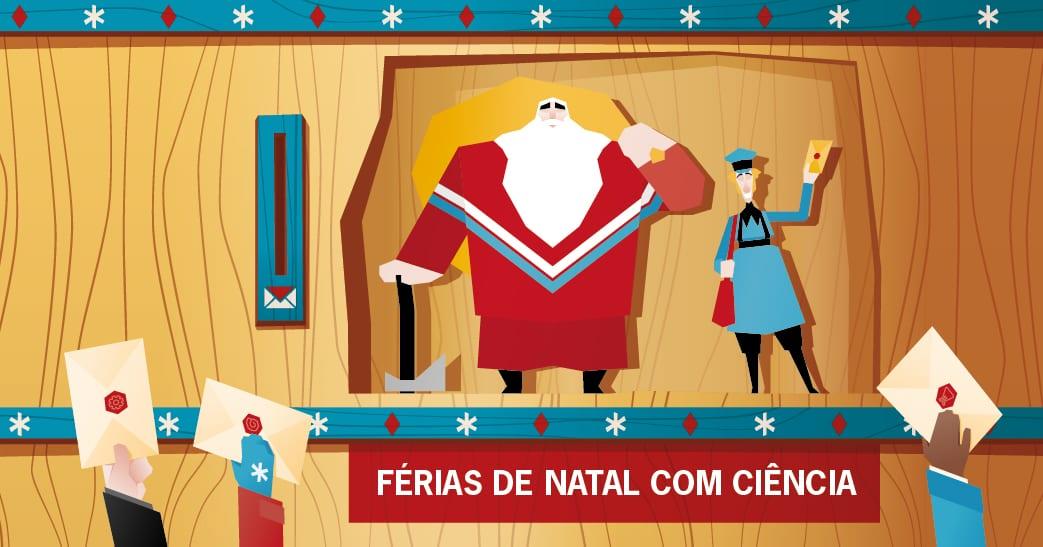 Férias Natal Fábrica Centro de Ciência Viva Aveiro