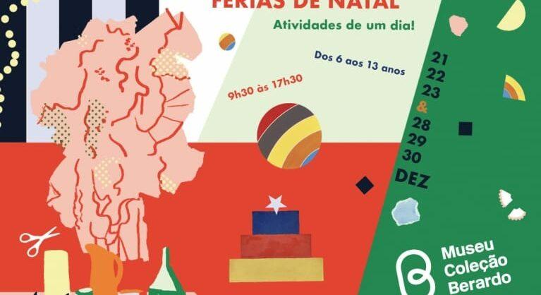 Férias de Natal no Museu Coleção Berardo | Oficinas para crianças