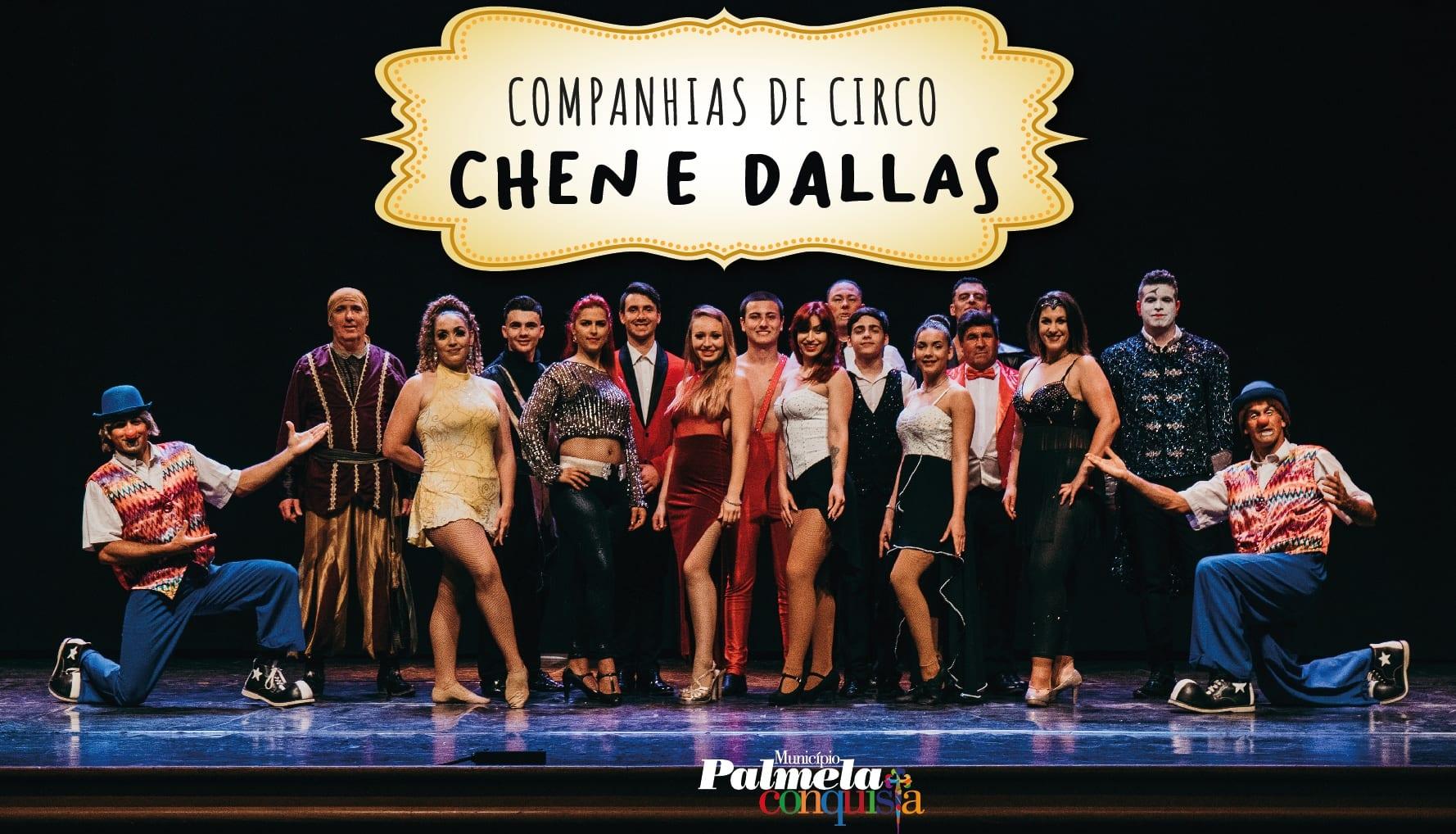 Circo Dallas e Circo Chen