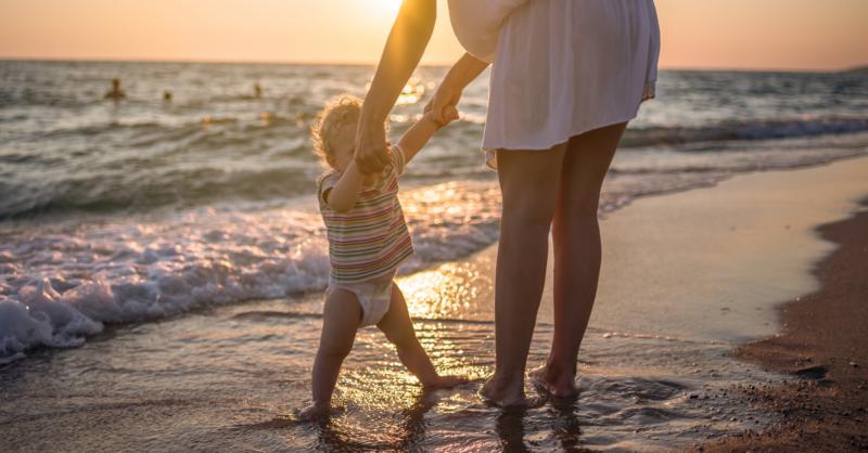 Manual de Sobrevivência para Férias com o vosso Bebé