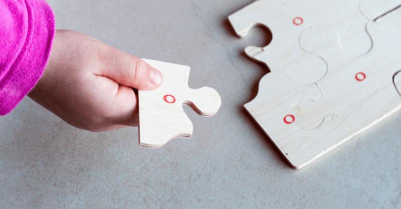 Como fazer um puzzle personalizado, em casa, com os miúdos?