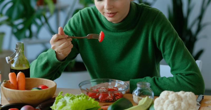 Como manter uma alimentação saudável no pós-parto?