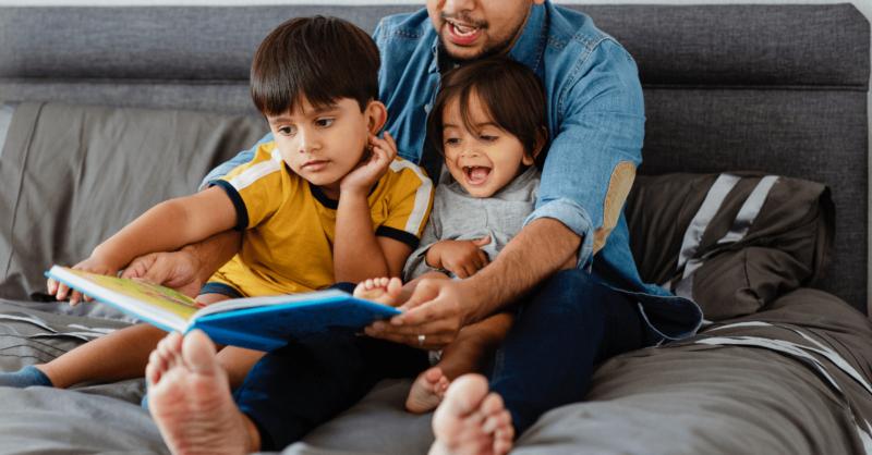 Ler e brincar: como tornar a relação com os livros mais divertida
