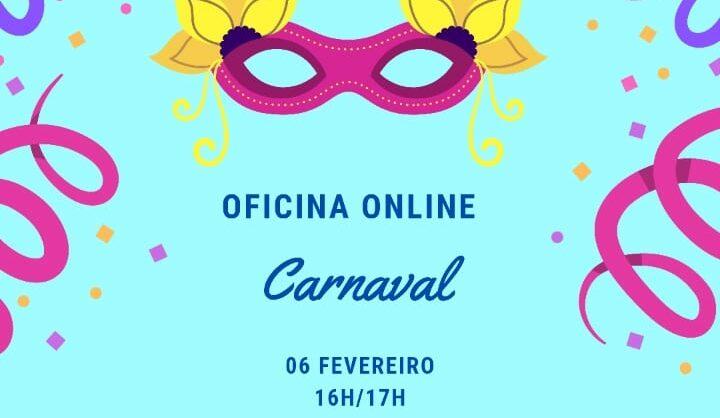 Oficina Carnaval Online