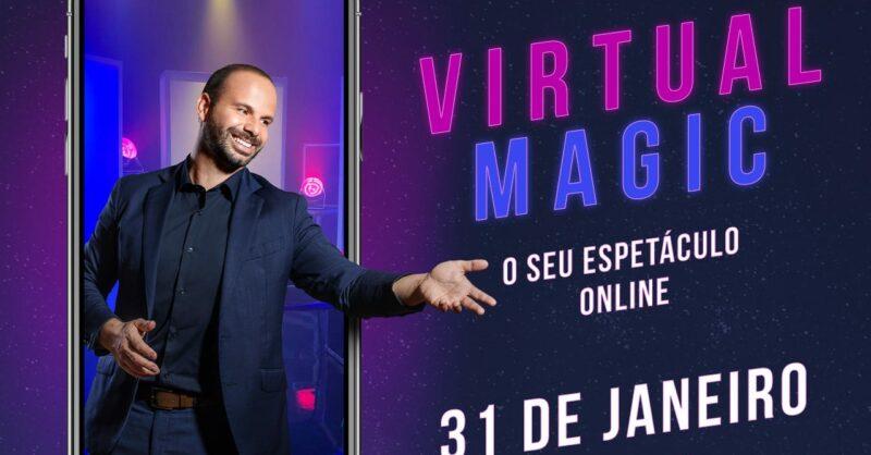 Mário Daniel apresenta VIRTUAL MAGIC