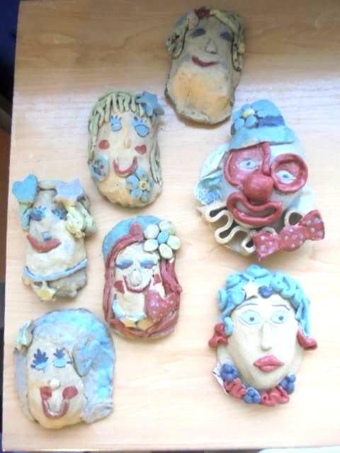 Máscaras a com criatividade