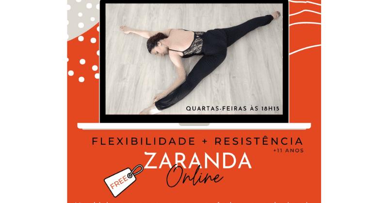 Dança Contemporânea com Zaranda