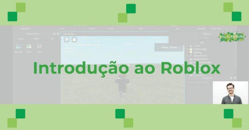 Introdução ao Roblox – Curso Online