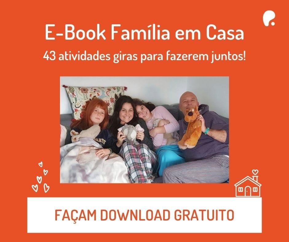 E-Book Família em Casa