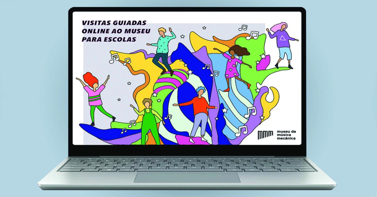 Visitas Guiadas Online ao Museu da Música Mecânica