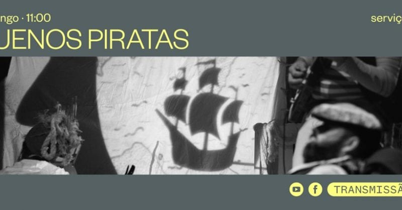 Pequenos Piratas na Casa da Música
