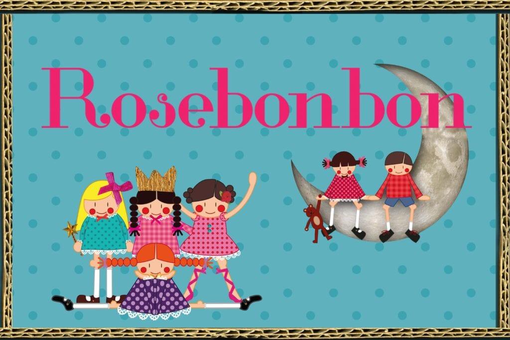 Ateliers Criativos Rosebonbon