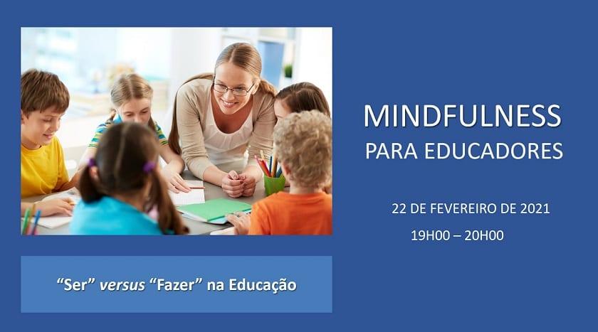 Sessões de Mindfulness para Educadores